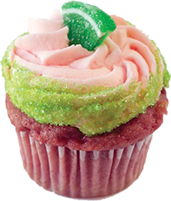 Nadia Cakes Strawberry Margarita