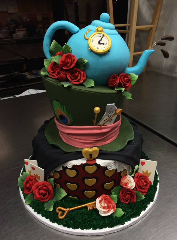 Custom Birthday Cakes Mn