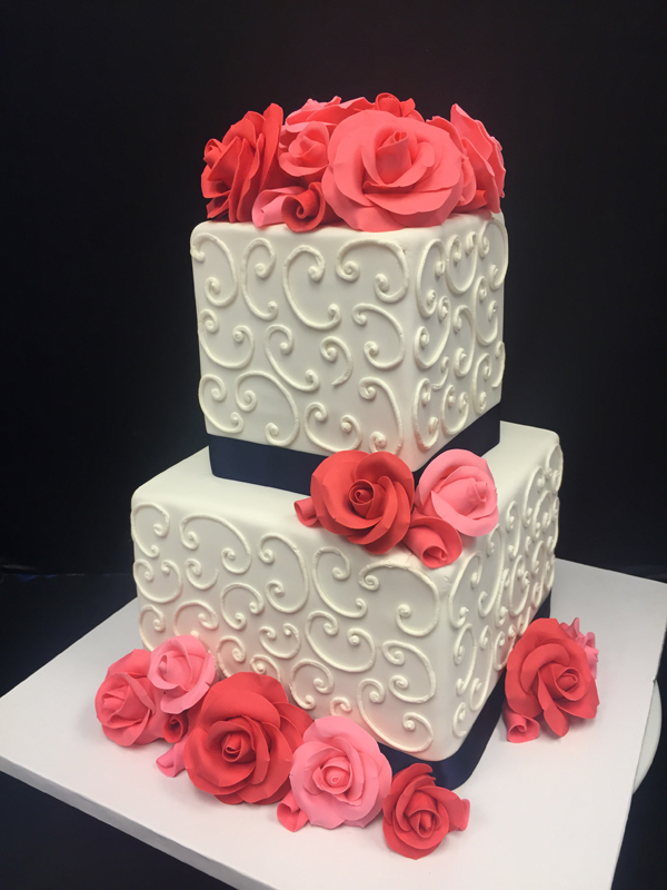 Wedding Cakes Gallery Nadia Cakes Custom Cakes Maple Grove