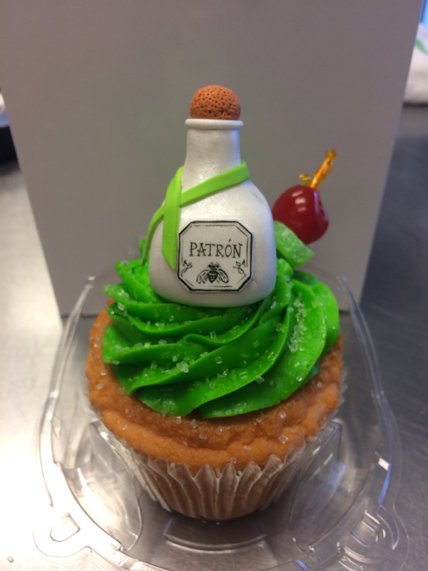 Birthday Cakes Gallery - Patron birthday cake