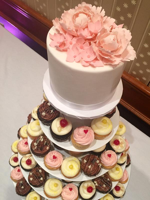 Wedding Cakes Gallery | Nadia Cakes Custom Cakes | Maple Grove ...